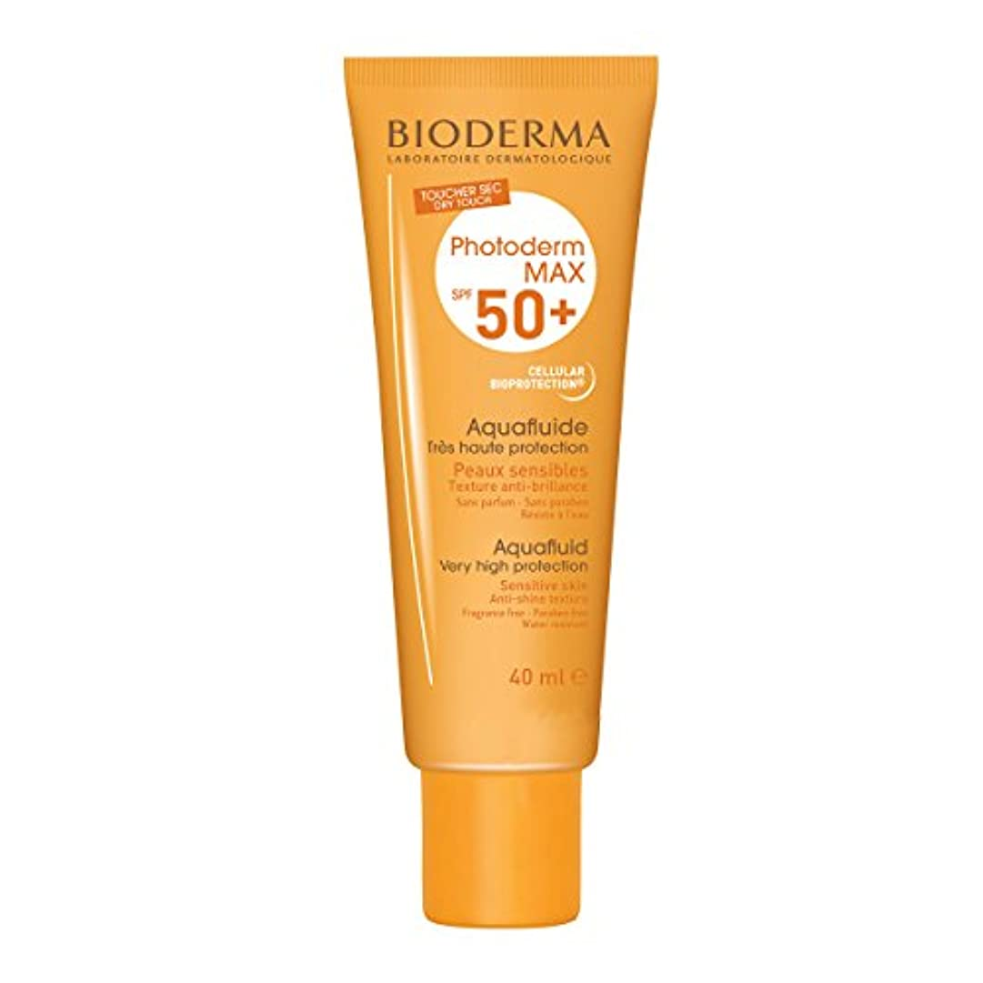 Bioderma Photoderm Max Aquafluid 50+ 40ml [並行輸入品]