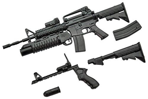 リトルアーモリー LA025 M4A1&M203タイプ プラモデルの詳細を見る