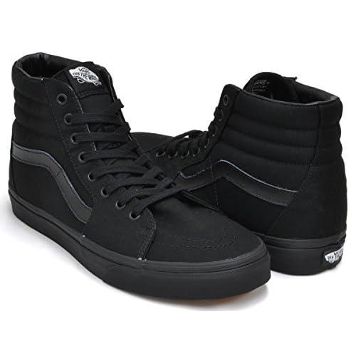 (バンズ) VANS SK8-HI [スケートハイ] BLACK / BLACK / BLACK vn000ts9bj4 24.5(6H)US [並行輸入品]