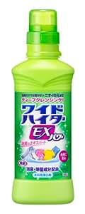 ワイドハイターEXパワー 衣料用漂白剤 液体 本体 600ml