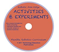OWI EXP535 Robotic Arm Edge Activities and Experiments Curriculum