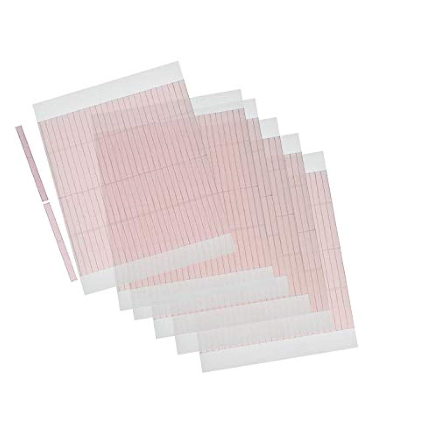 乳剤読む空港m.tivance アイテープ 二重瞼形成 二重テープ 5シートセット 260本入り/アイテープ5枚セット