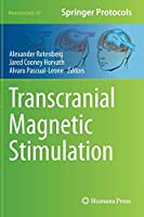 Transcranial Magnetic Stimulation (Neuromethods)
