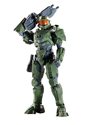 『SpruKits Halo The Master Chief Action Figure Model Kit, Level 3 by SpruKits [並行輸入品]』の3枚目の画像