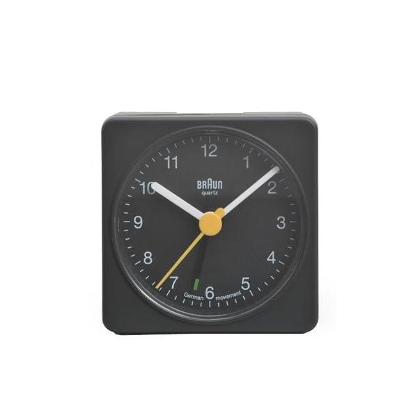BRAUN ブラウン アラームクロック 置き時計...の商品画像