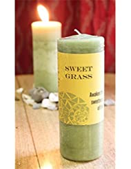 World Magic – Sweet Grass Candle