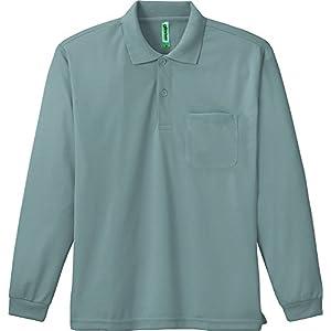 [グリマー]4.4オンス ドライ長袖ポロシャツ...の関連商品1
