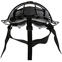 Perfeclan 超軽量設計 野球 ソフトボール 大人 キャッチャー 防具 フェイス ガード マスク 調節可能