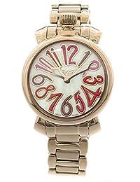 new style 039c4 4a801 Amazon.co.jp: GAGA MILANO(ガガミラノ) - レディース腕時計: 腕時計
