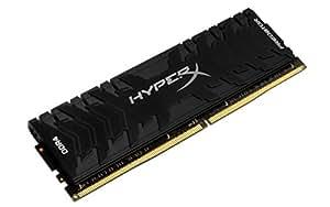 キングストン Kingston デスクトップPC用メモリ DDR4-2666 8GB HyperX Predator CL13 1.35V HX426C13PB3/8 永久保証