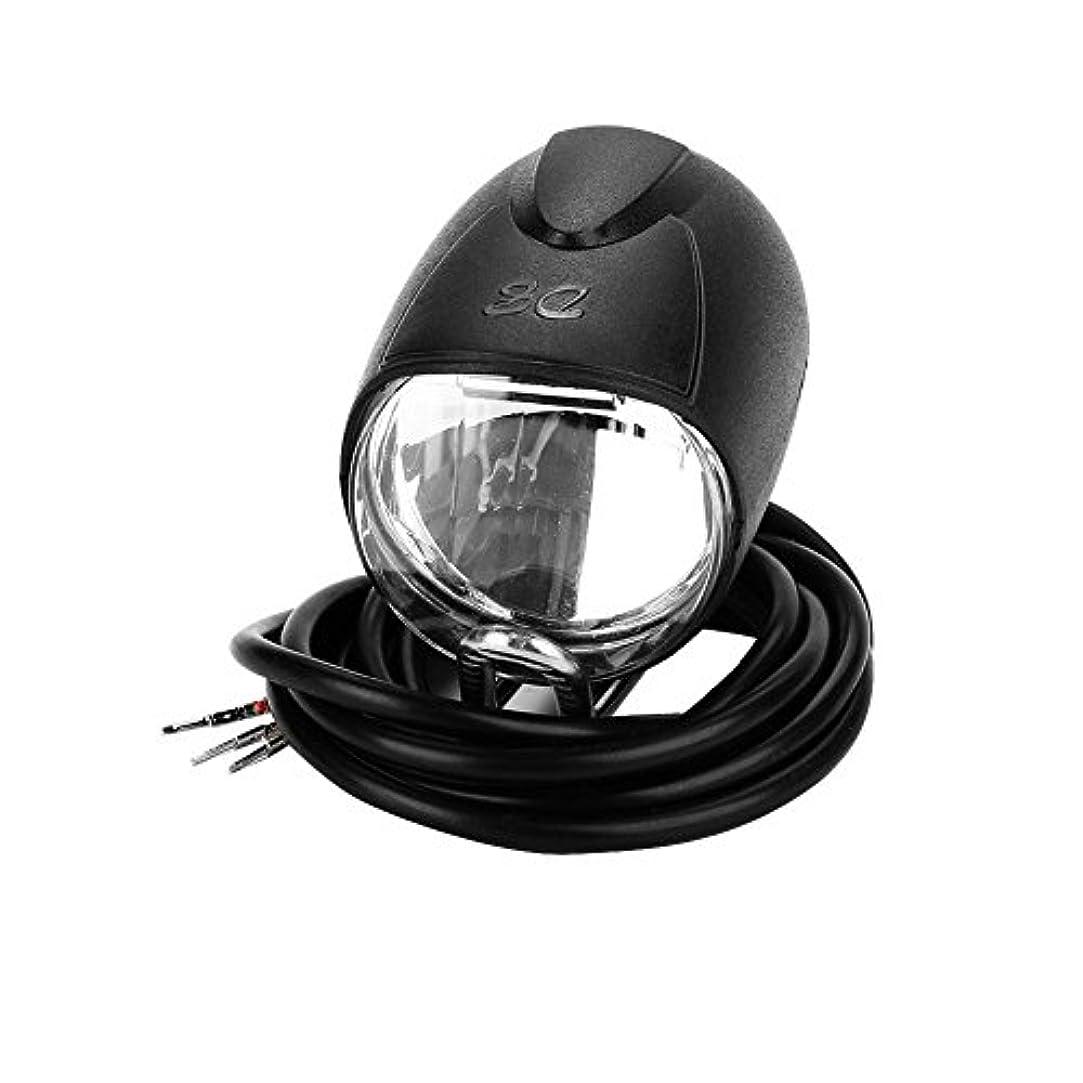 ニンニク発見する提供されたTiktok 電動自転車ライト ベル 2in1 防水 防振 多用途 小型 超軽量 澄んだ音色 アウトドア 取り付け簡単