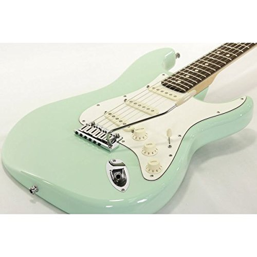 Fender Custom Shop/ Custom Artist Series Jeff Beck Stratocaster Surf Green (SFG)