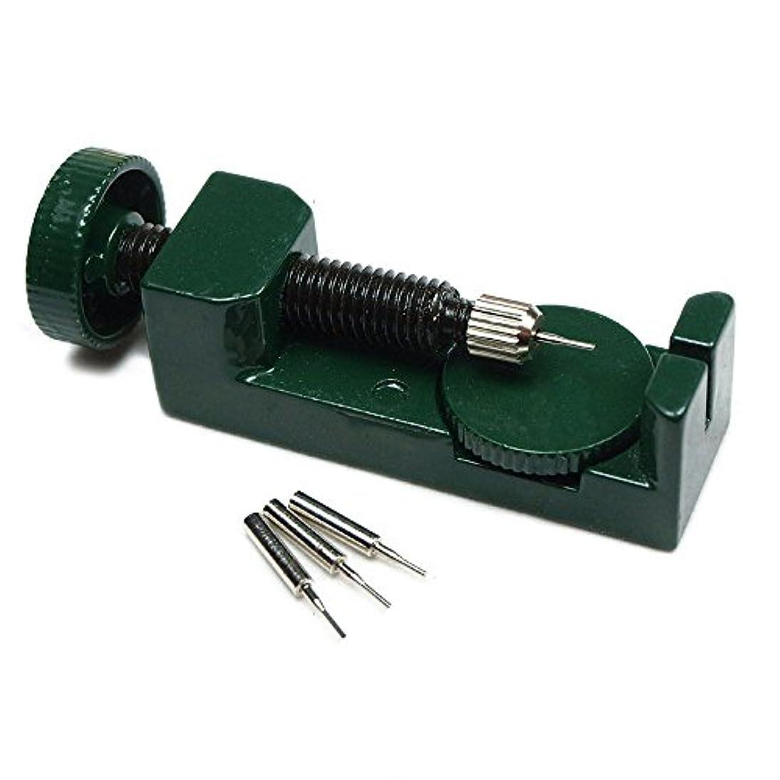 ええコンパイル学習Metal Link Pin Remover Adjuster Watch Band Bracelet Strap Free Parts Repair Tool by Generic