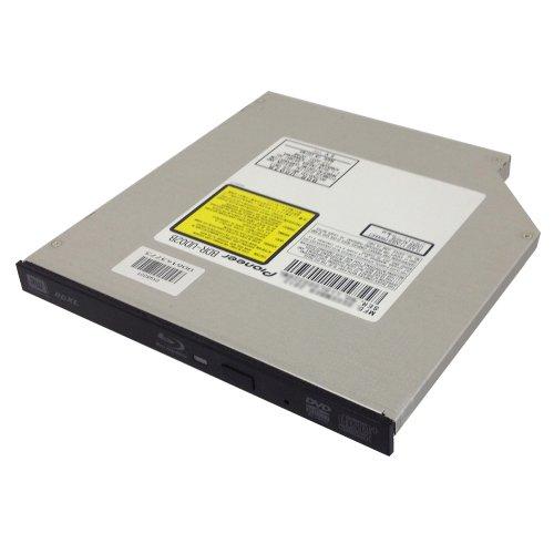 パイオニア 9.5mm スリムラインSATA接続 内蔵型スリムドライブ(ドロワ方式) バルク BDXL対応 BD/DVD/CDライター ソフト無 BDR-UD02