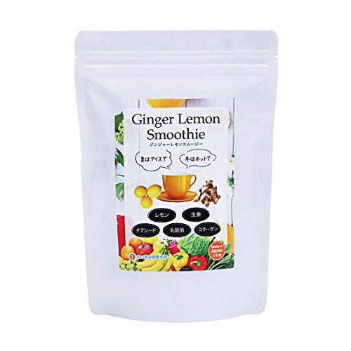 あい美容健康本舗 ジンジャーレモンスムージー 酵素配合 個包装 置き換えダイエット 1ヶ月分