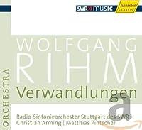 Rihm Edition-Verwandlungen Vol. 5