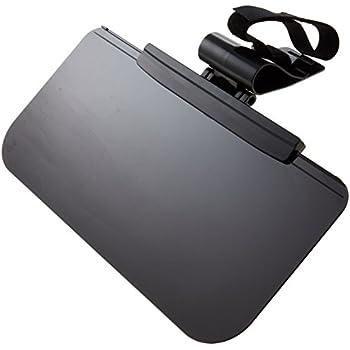 ミラリード カーサンバイザー スライドバイザースクリーン4 スモーク/ブラック 汎用 SZ-68