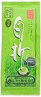 ぶちうまみどり 白折 抹茶入り茎茶 120g
