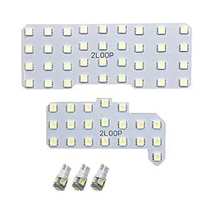 3チップSMD5点213発ハスラー MR31S LEDルームランプ SMD LED