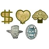 一番くじ ジョジョの奇妙な冒険 第四部 ダイヤモンドは砕けない ACT2 G賞 奇妙なマルチクリップ 全5種