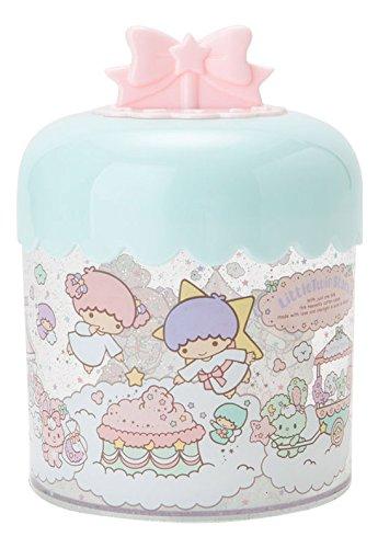 [해외]리틀 트윈 스타즈 코튼 박스 (코튼 캔디)/Little Twin Stars Cotton Box (Cotton Candy)
