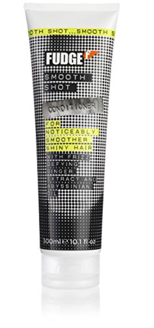 ハーネス旅行代理店親指ファッジ Smooth Shot Conditioner (For Noticeably Smoother Shiny Hair) 300ml [海外直送品]