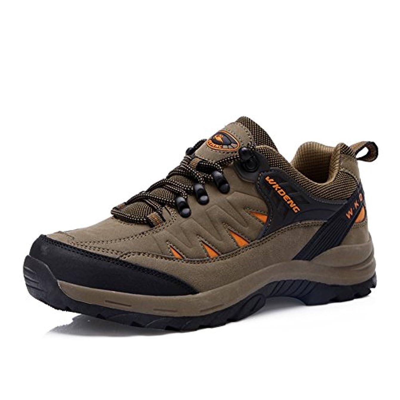 爆発物不道徳事[スター イー ビズネス] 登山靴 メンズ ハイキングシューズ トレッキングシューズ ローカット クライミングシューズ 防滑 軽量 通気性 衝撃吸収 滑り止め アウトドア