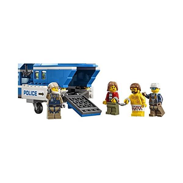 レゴ(LEGO) シティ 山の逮捕劇 60173の紹介画像5