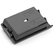 バッテリーパックカバーXbox 360コントローラに適用 (黒)