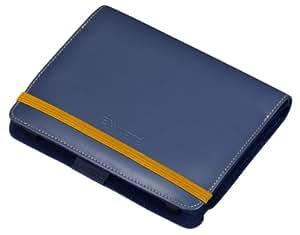カシオ 電子辞書 エクスワード専用ケース ブックカバータイプ XD-CC2105BU ブルー