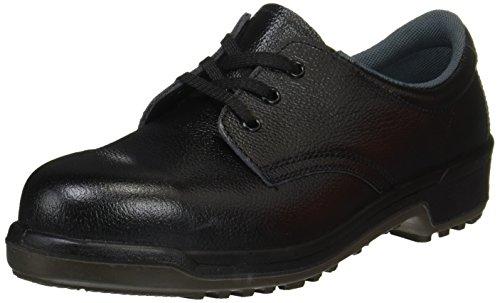 [ミドリ安全] 女性用 短靴 LZ010J ブラック ブラック 23