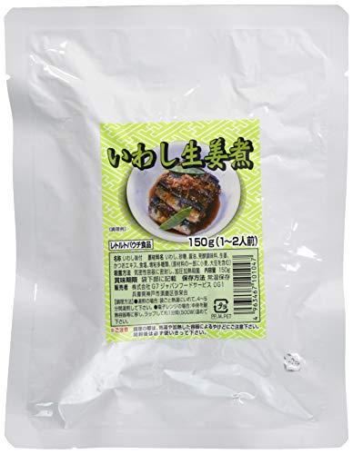 G7食品システム いわし生姜煮 150g