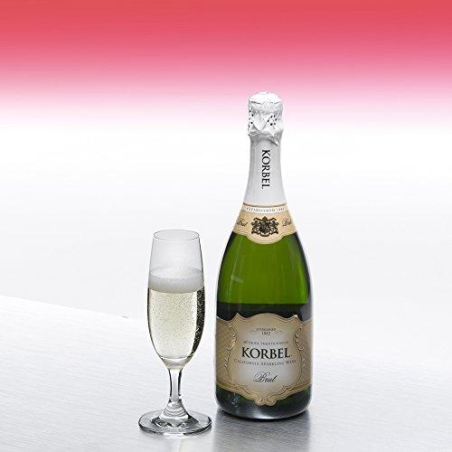 コーベル ブリュット 750ml [USA/スパークリングワイン/辛口/ミディアムボディ/1本]