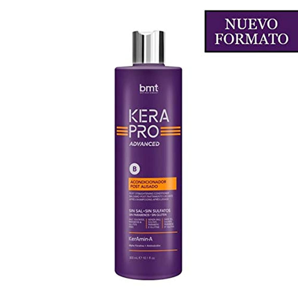 フロント手首継続中KATIVA BMT KERAPRO ADVANED POST ALISED ACONDICATOR 300ML