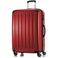 "Hauptstadtkoffer Alex Luggage Suitcase Hardside Spinner Trolley Expandable 28"" TSA, Red, 75 Centimeters"