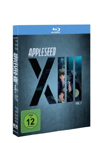 Appleseed XIII - Vol. 1