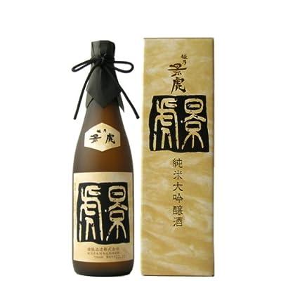 越乃景虎 純米大吟醸 720ml [日本酒/新潟県/諸橋酒造]