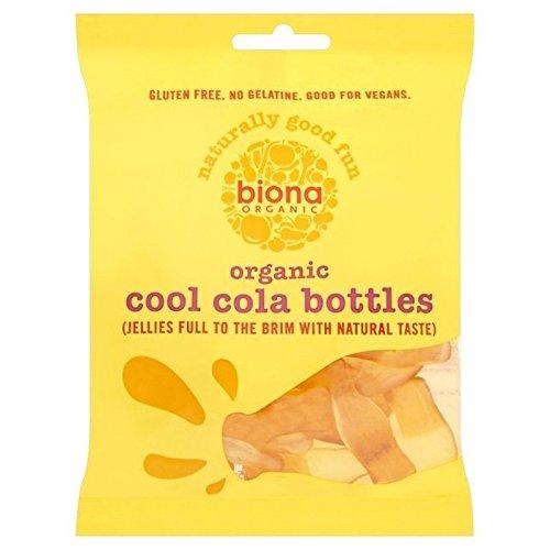 有機クールなコーラボトル75グラムBiona - Biona Organic Cool Cola Bottles 75g [並行輸入品]