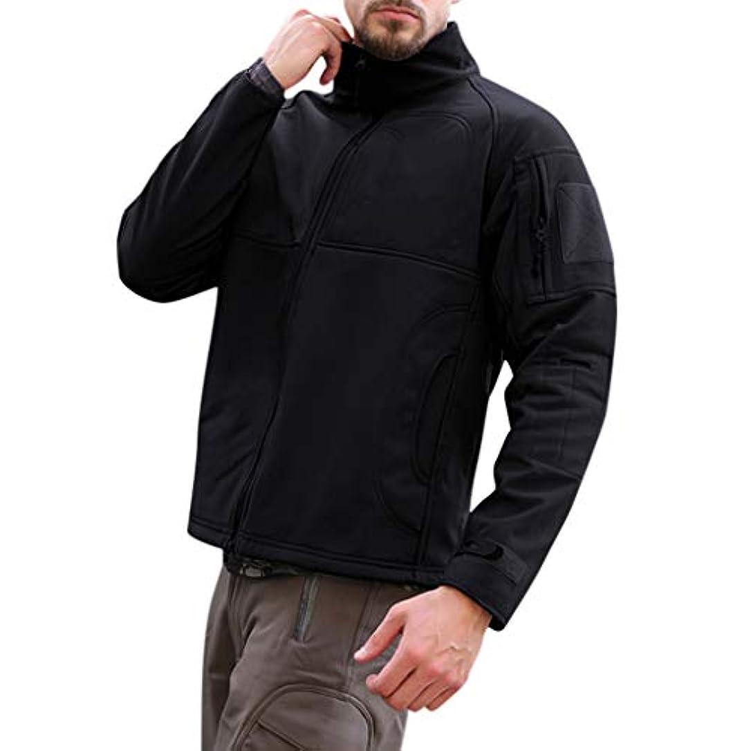 苦い目立つ設計Mangjiu コート 長袖 作業服 無地 防寒着メンズ 服 冬服人気 暖コート 上着 おしゃれ ジャケット 防風 防寒 通勤アウトドア 登山 服 スポーツカジュアルトップ 大きいサイズ 防寒对策 ソフトファブリックブラウス