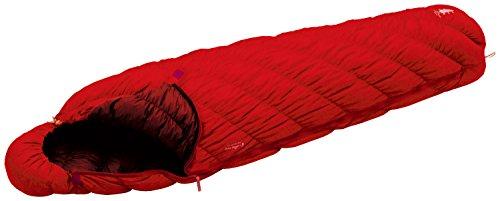 モンベル(mont-bell) 寝袋ダウンハガー800#3[最低使用温度−2度] サンライズレッド L/ZIP SURD 1121291-SURD