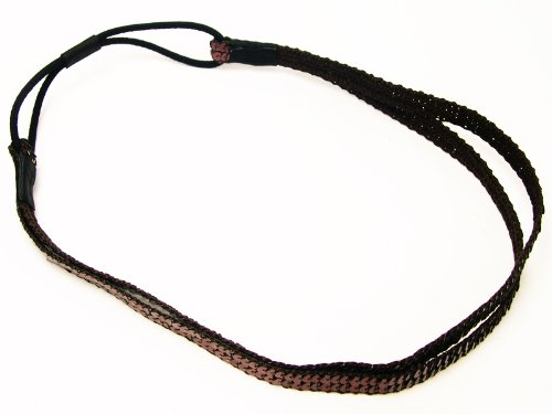 [해외]haxlm215nn (리틀 문) [헤어 액세서리 당일 발송] 헤어 밴드 스팽글 벨트 (더블)/haxlm 215nn (Little Moon) [hair accessory same day shipping] hair band sequins belt (double)