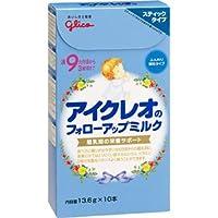 アイクレオ フォローアップミルク スティック 13.6g×10本