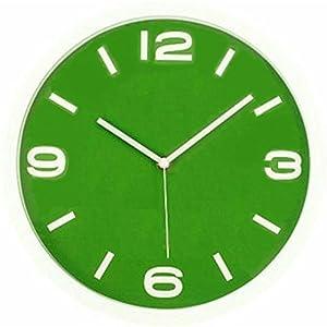 アイリスプラザ デザイン 掛け時計 グリーン ...の関連商品1
