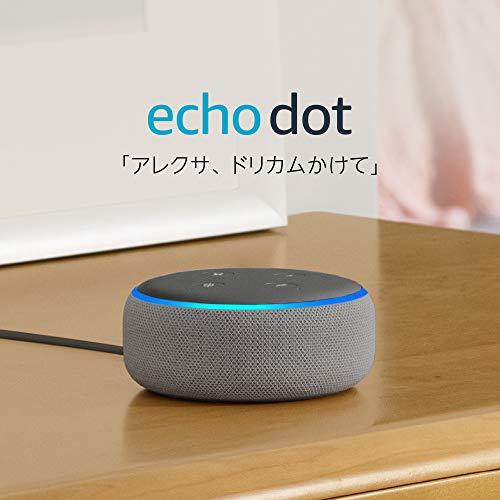 Amazon(アマゾン)『AmazonEchoDot』