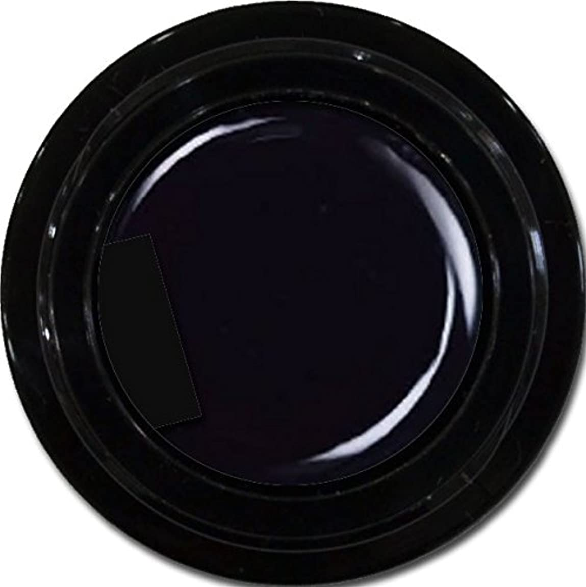 親愛なウェイトレスカラージェル enchant color gel M901 Extreme Black 3g/マットカラージェル M901 エクストリームブラック 3グラム