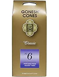 GONESH インセンス コーン No.6