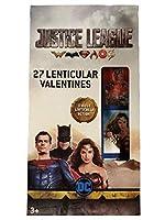 Justice League 27レンチキュラーバレンタインカード