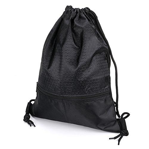 Sumnacon ジムサック ナップサック 巾着袋 防水 リ...