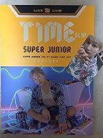 ウニョク SUPER JUNIOR 9集 Time Slip CD ブックレット トレカc