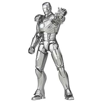 特撮リボルテック035 アイアンマン アイアンマンマーク2 ノンスケール ABS&PVC製 塗装済み アクションフィギュア